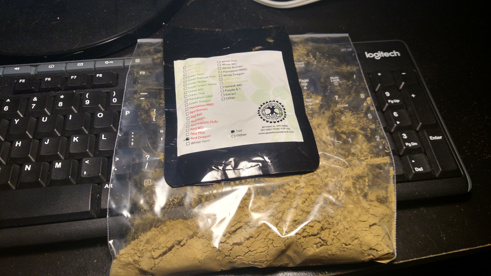 red dragon kratom from gaia botanicals