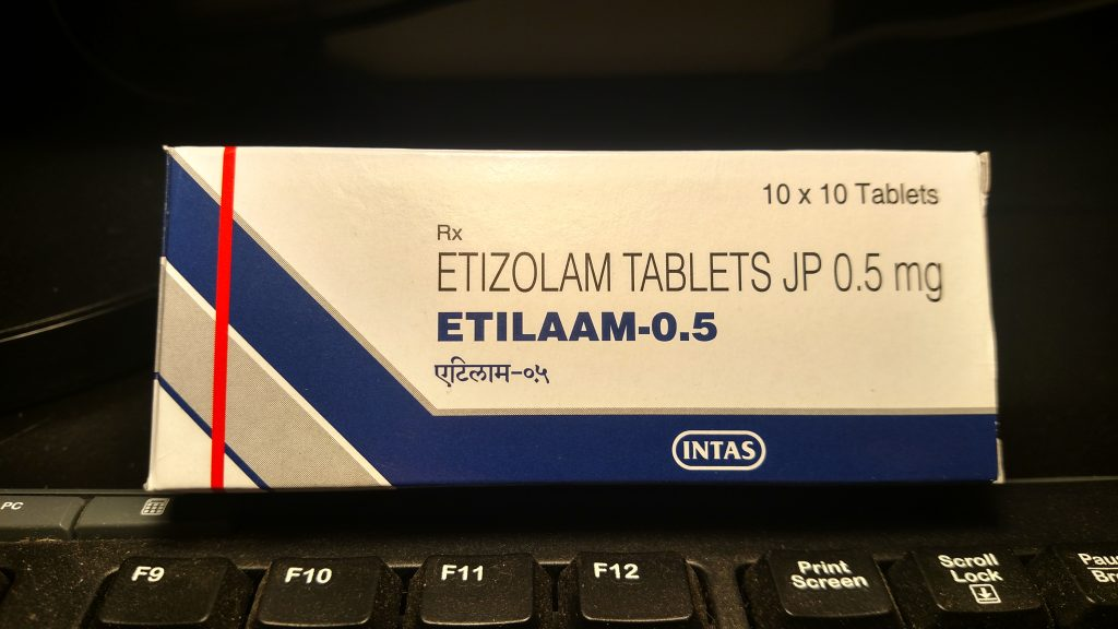 Etizolam Review and Experience - Gonootropics