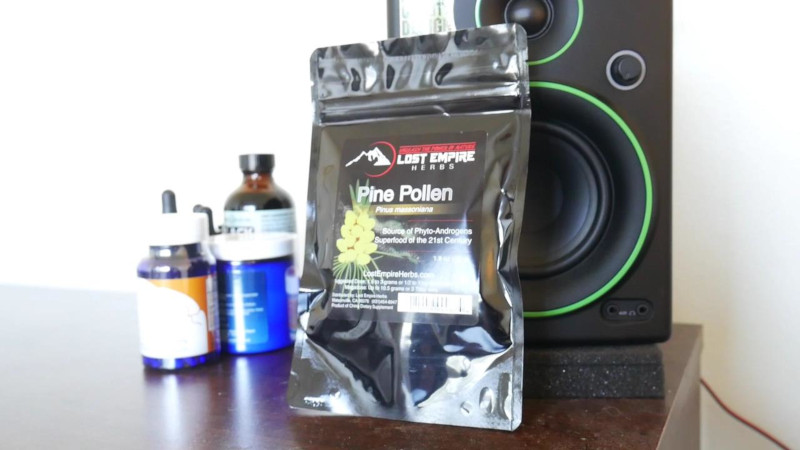 Lost Empire Pine Pollen Review