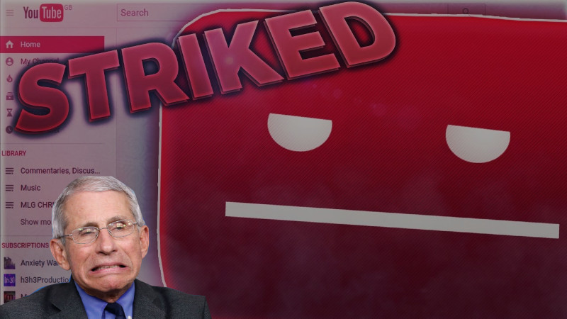 YouTube Issues A Strike To The Enterprise